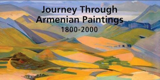 Journey Through Armenian Paintings 1800-2000