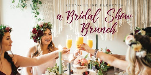 A Bridal Show Brunch - The Wedding Experience