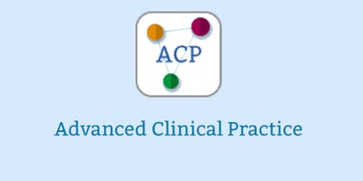 Clare Sutherland: Advanced Clinical Practice – Where Are We? (Followed by AGM)