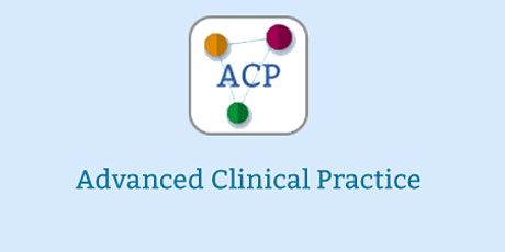 Clare Sutherland: Advanced Clinical Practice – Where Are We? (Followed by AGM) tickets
