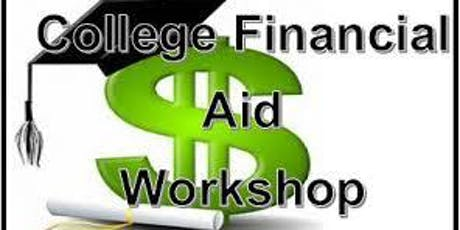 Financial Aid Workshop for Senior Families tickets