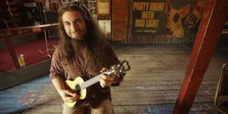 Ukulele Russ-Alaska's One-Man Frontier Band tickets
