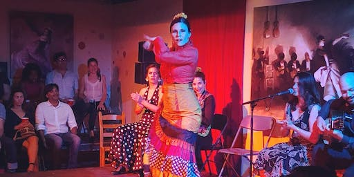 "Flamenco Show - Tablao ""A Fuego Lento"""