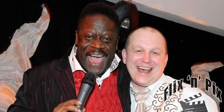 Jonny Spangles & Family - Charity Soul Night with Harry Cambridge as Luther tickets