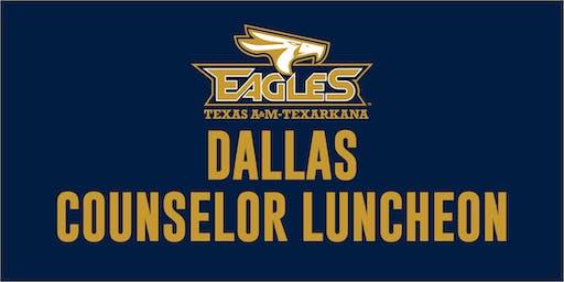 Texas A&M University - Texarkana's Dallas Counselor Luncheon