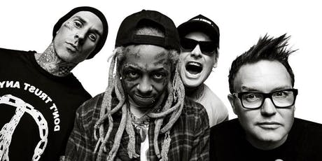 Blink 182 & Lil Wayne Party Bus Package tickets