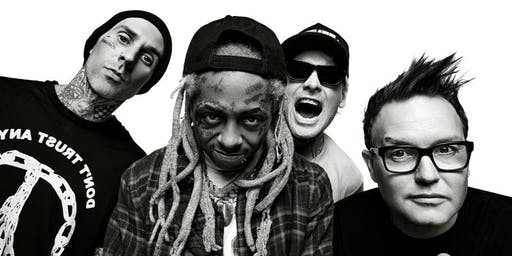 Blink 182 & Lil Wayne Party Bus Package