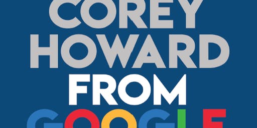 Dinner with Corey Howard from Google