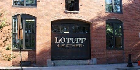 [DESIGN WEEK RI 2019] Lotuff Studio Tour tickets