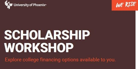 Scholarship Workshop - Bakersfield tickets