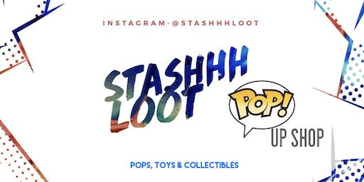 StashhhLoot Pop! Up Shop 6