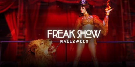 Freak Show Halloween Party at Virgin Hotels Chicago tickets