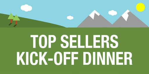 Heart of New England Top Sellers Kick-off Dinner