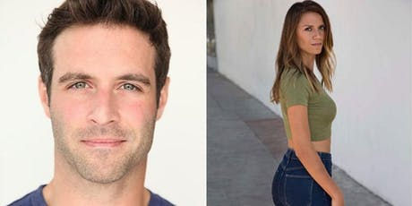 SATURDAY AUGUST 31: BRADY MATTHEWS & NATASHA PEARL HANSEN tickets