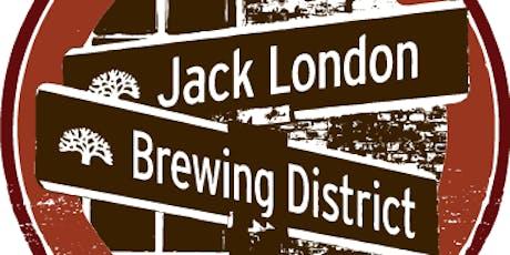 Jack London Brewing District Oktoberfest Brewery Crawl! tickets