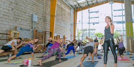 Yoga & Brunch @ SALT w/ Erin Williams tickets