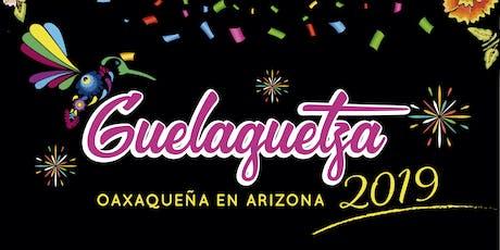 Guelaguetza Oaxaqueña en Arizona 2019 tickets