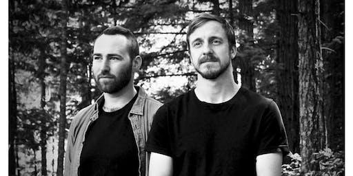 Shaun Rawlins & Tyler Bartfai @ Mile Zero