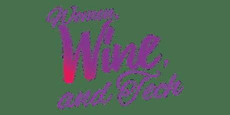 Women, Wine, and Tech tickets