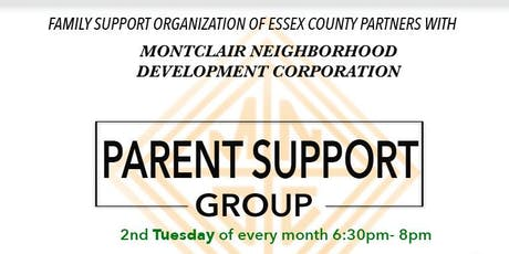 Montclair Parent Support Group tickets