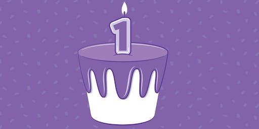 Lolli's 1st Birthday Bash — Columbus