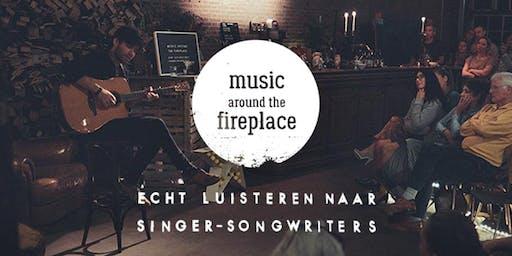 Music around the fireplace╳Adam Barnes╳Sarah Walk╳Esther de Jong & Tolls