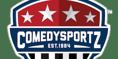 ComedySportz Detroit September 7th