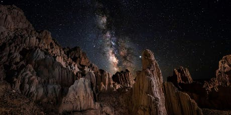 Astrophotography at Cathedral Gorge tickets