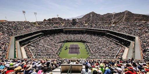 USTA PNW Tennis Experience  at BNP Paribas Open
