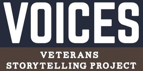 Voices – Veterans Storytelling Project tickets