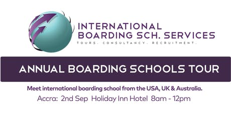Annual Boarding Schools Tour tickets