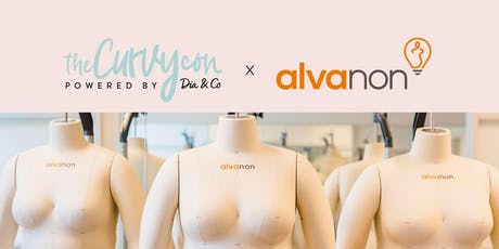 Alvanon x CURVYcon | #PlusSizeChange Scanning Event tickets