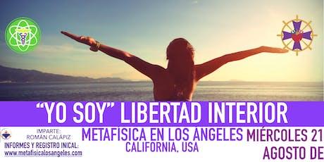 YO SOY LIBERTAD- Metafísica  en Los Ángeles tickets