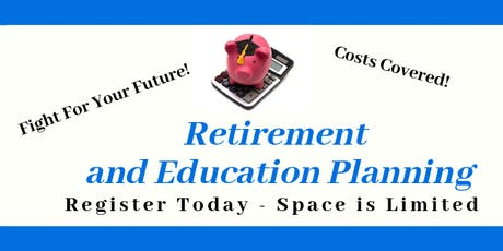Retirement and Education Planning tickets