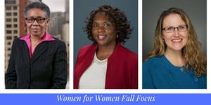 WFW Fall Focus: Moving Women Forward in WNC