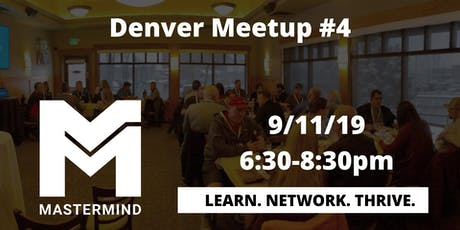 Denver Home Service Professional Networking Meetup  #4 tickets
