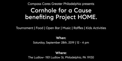 Compass Cornhole For a Cause