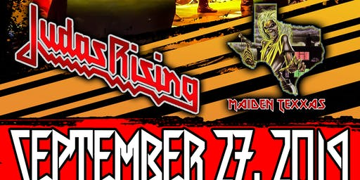 Tribute Take Over W/ Judas Rising and Maiden Texxas