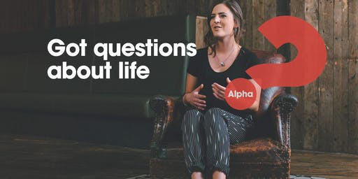 Alpha - Discussions of Life, Faith, and Meaning at Café 225