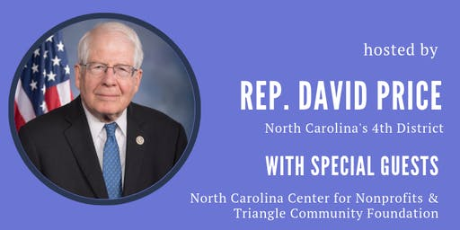 Congressman Price's Conversation with Nonprofits
