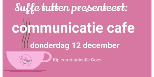 Communicatie cafe