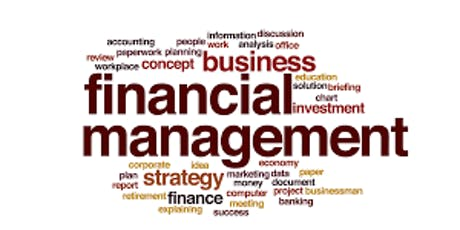 Financial Management Tips for Small Business Training tickets