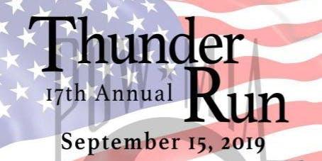 17th Annual Thunder Run
