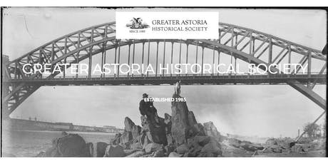 Celebrate NY History - Greater Astoria Historical Society Benefit tickets