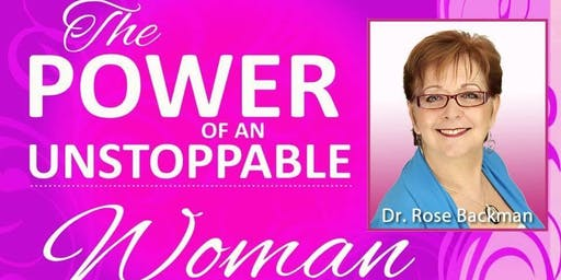 The Power of an UNSTOPPABLE Woman Regina Conference