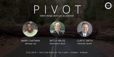 OCEAN NEI: Pivot tickets