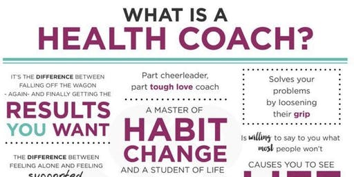 What is a Health Coach? What can they do for you??