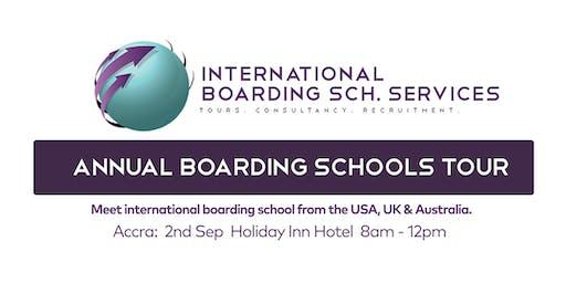 Annual Boarding Schools Tour - Kumasi