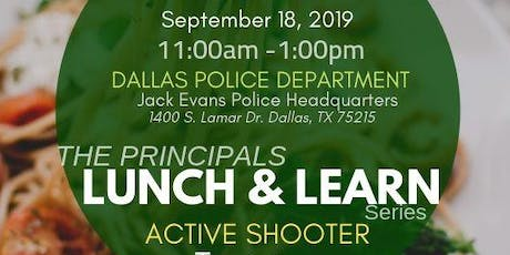 THE PRINCIPALS LUNCH & LEARN tickets