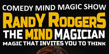 Think About That (Comedy Mind Magic Show) tickets
